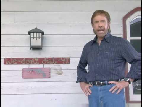 Chuck Norris Gun Rights