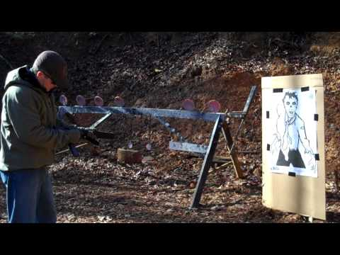 Zombie Target vs Mac 10