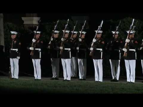 United States Marine Corps Silent Drill Platoon