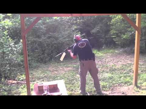 9mm Suppressor Torture Test