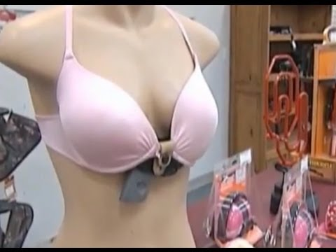 Gun Holster for Bras