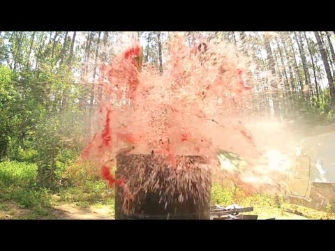 458 SOCOM Watermelon Obliteration