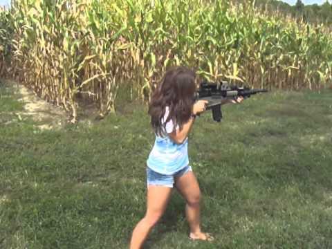 AR15 Rifle Range Time