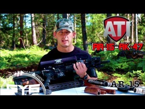 ATI Parts Kits for AR-15 & AK-47