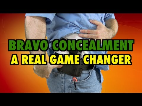 Bravo Concealment RTT Holster Review
