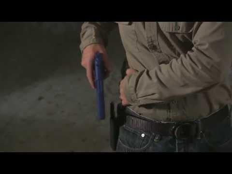 Crimson Trace Shooting Tip - Muzzle Discipline