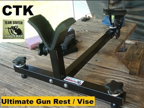 CTK Precision Gun Vise Review