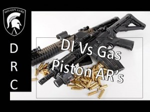 Direct Impingement vs Gas Piston AR-15