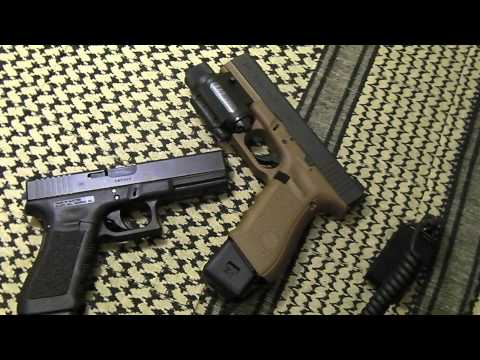Glock 17 Gen 4 Pistol