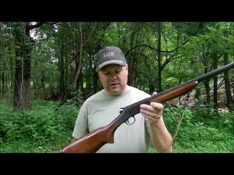 H&R 20 Gauge Shotgun