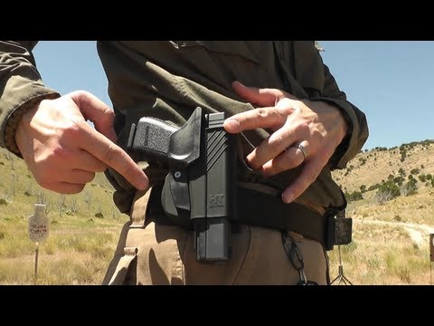 HT Retention Holsters for Glock