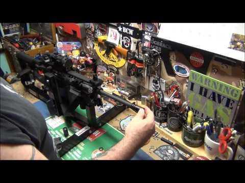 Installing GAMMA 556 Muzzle Brake to AR-15