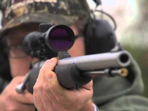 Knight DISC Extreme Black Powder Rifle