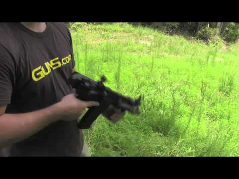 Law Tactical Folding AR Stock Adapter
