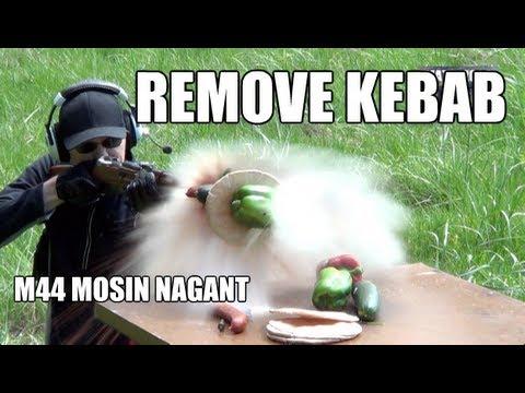 M44 Mosin Nagant Kebab