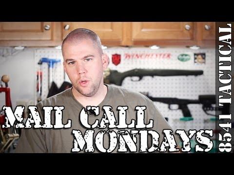 Mail Call Mondays - Range Etiquette