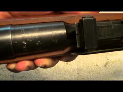 Mosin Nagant Carbine 7.62x54R