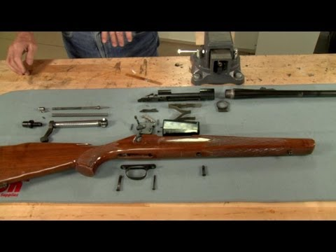 Remington 700 Tear Down and Disassembly