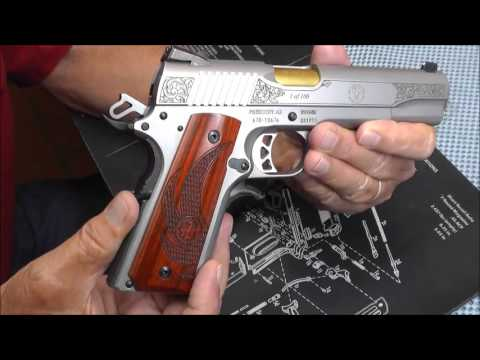 Ruger SR1911 Grips and Installation