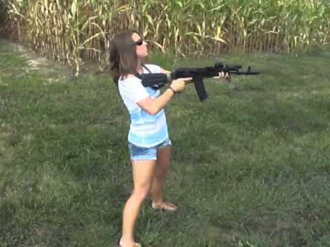 Shooting the Arsenal SGL31