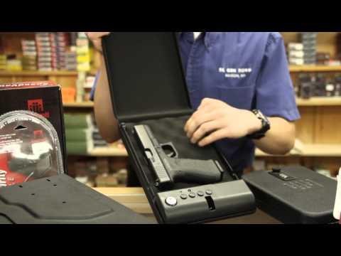 Small Gun Storage Safes
