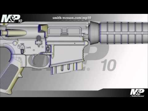 Smith & Wesson M&P10 Technical Overview