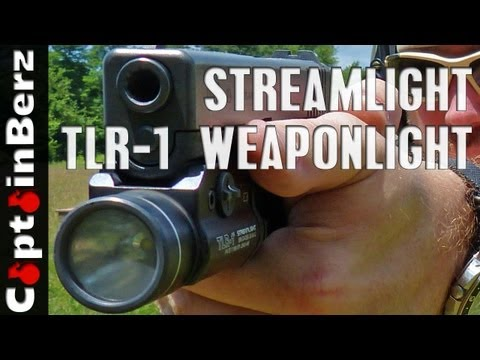 Streamlight TLR-1 Weapon Light Review