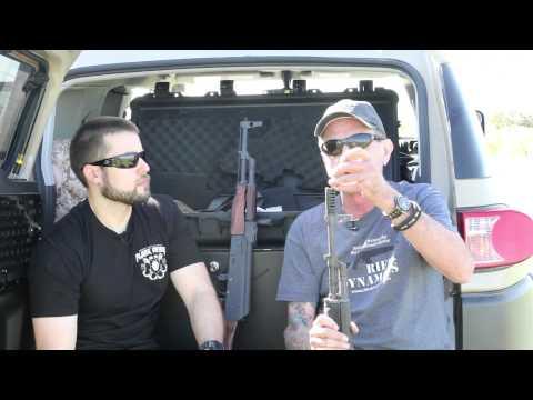 Testing the Rifle Dynamics Venom Tactical Antidote AK Muzzle Brake