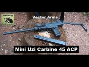 Vector Arms Mini Uzi