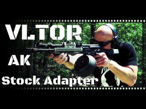 Vltor AK Stock Adapter Review