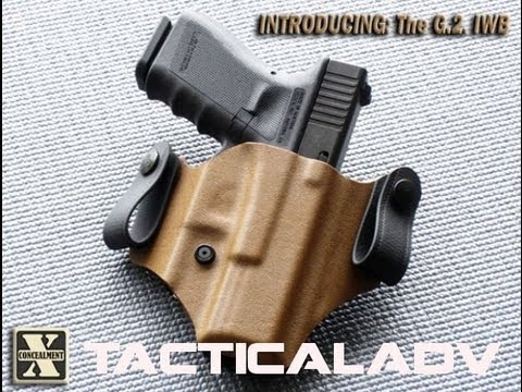 X-Concealment C series IWB Holster Review