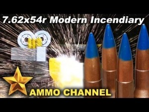 7.62x54r New Production Incendiary Ammo