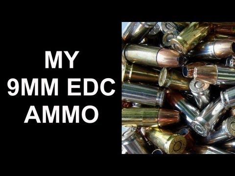 9mm EDC Ammo