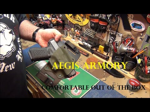 Aegis Armory Holster Review
