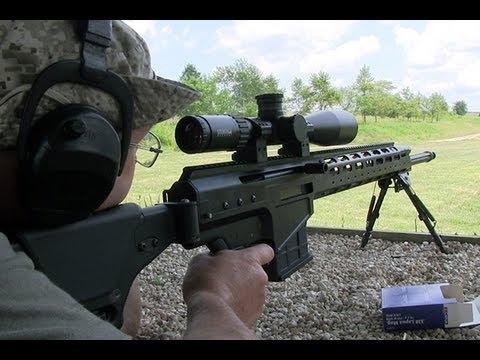 Alexander Arms Ulfberht .338 Lapua Magnum