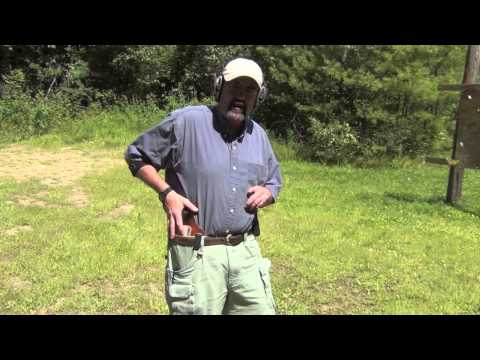 Audacity Tactical Holster Range Review