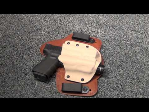 Audacity Tactical IWB Holster Review