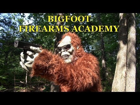 Bigfoot Firearms Academy