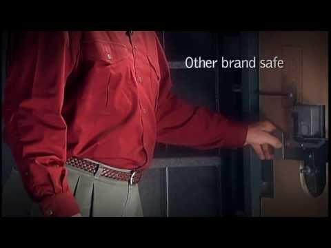 Browning ProSteel Gun Safes - Tough & Super Smooth Hinges
