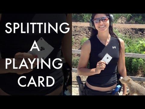 Card Splitting Challenge - Jessica Hook
