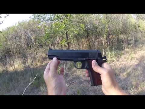 Colt Government Model 1911 Review
