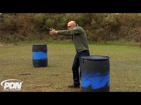 Defensive Shooting Standard Drill