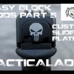 Easy Glock Modifications - Installing a Custom Back Plate