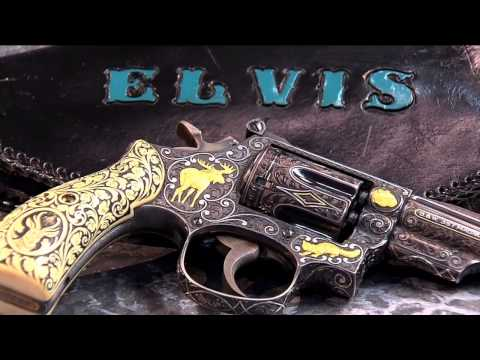 Elvis Presley's Smith & Wesson 357 Magnum Revolver