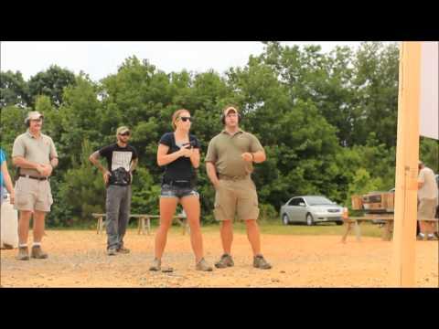 Erika Shooting at Tactical Response