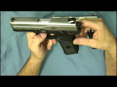 FNX 45 vs Sig P220 Elite Stainless