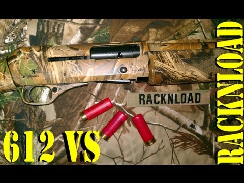 Franchi 612 VS Shotgun Review