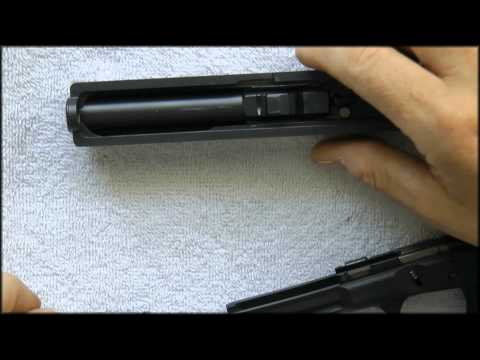 Glock 21 SF Recoil Rod Upgrade