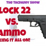 Glock 22 vs Ammo - Taking It All On