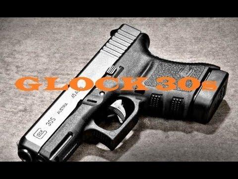 Glock 30S - PHLster Holster
